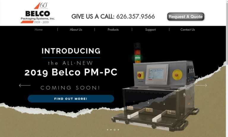 Belco Packaging Systems, Inc.
