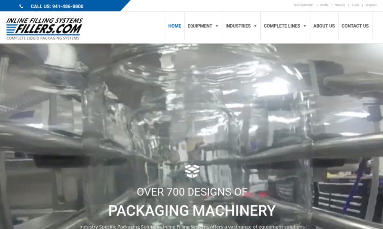 Inline Filling Systems, Inc.