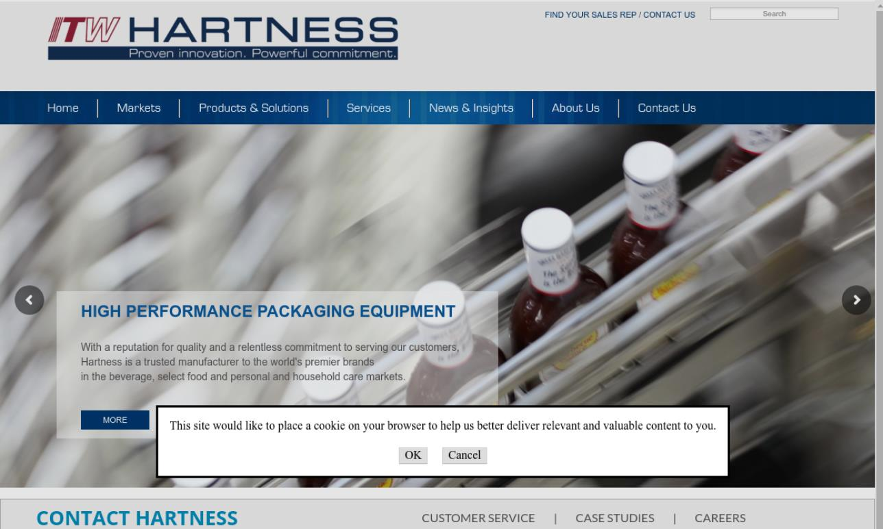 Hartness International, Inc.