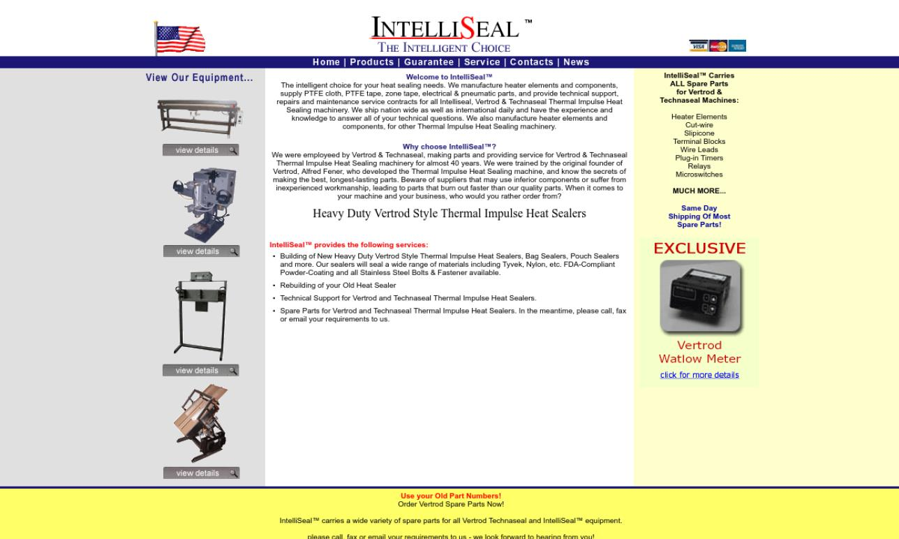 Intelliseal, Inc.