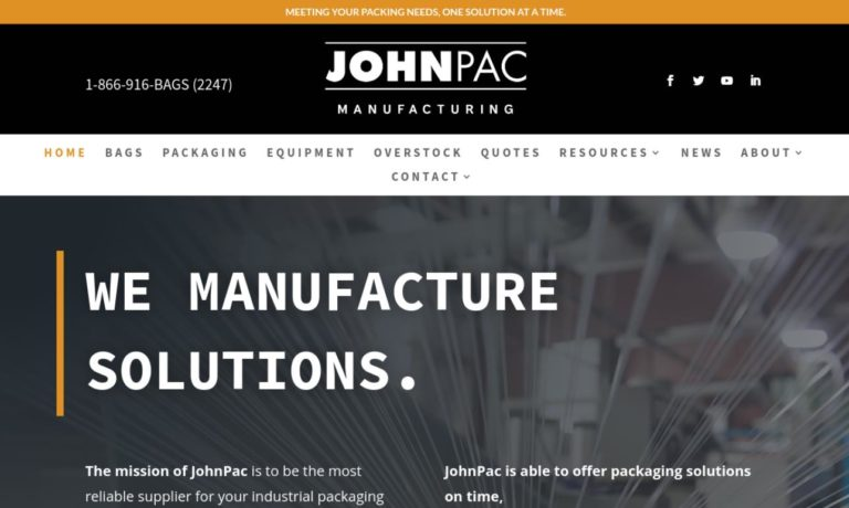 JohnPac, Inc.