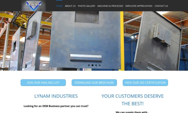 Lynam Industries, Inc