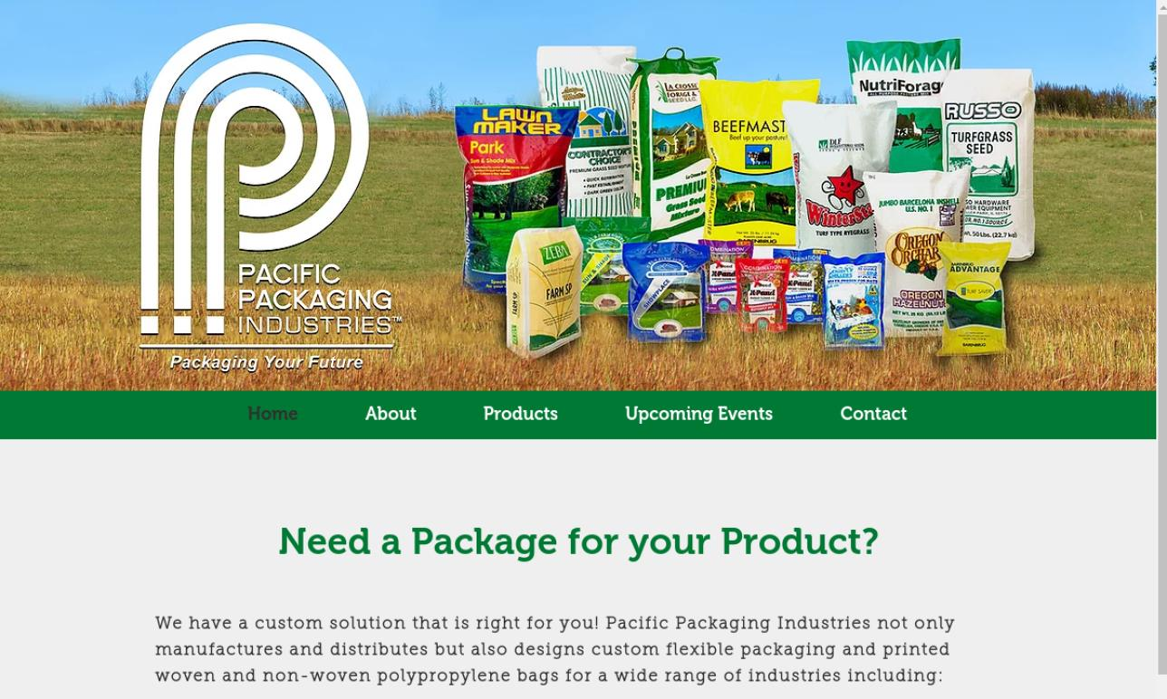 Pacific Packaging