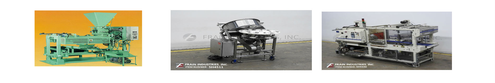 Packaging Machinery Companies banner