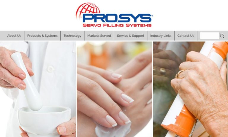 ProSys Innovative Packaging Equipment