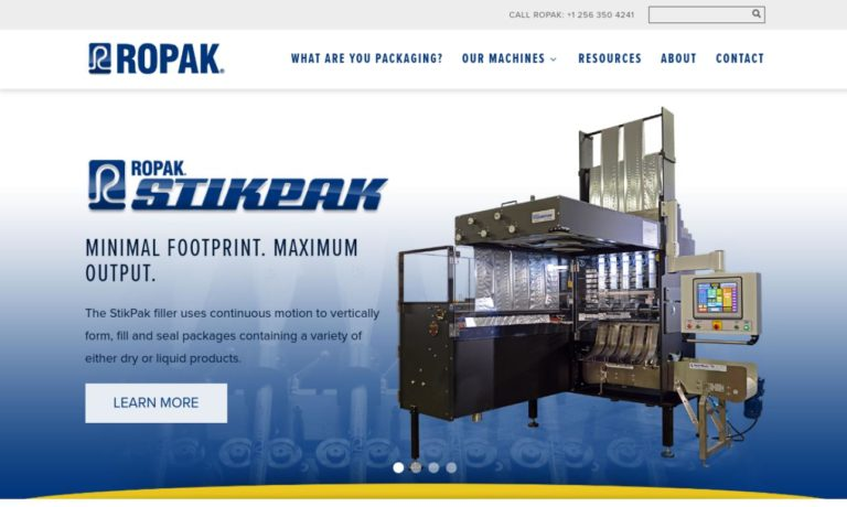 Ropak® Manufacturing Company, Inc.