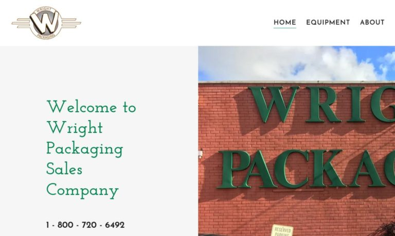 Wright Packaging Sales Company