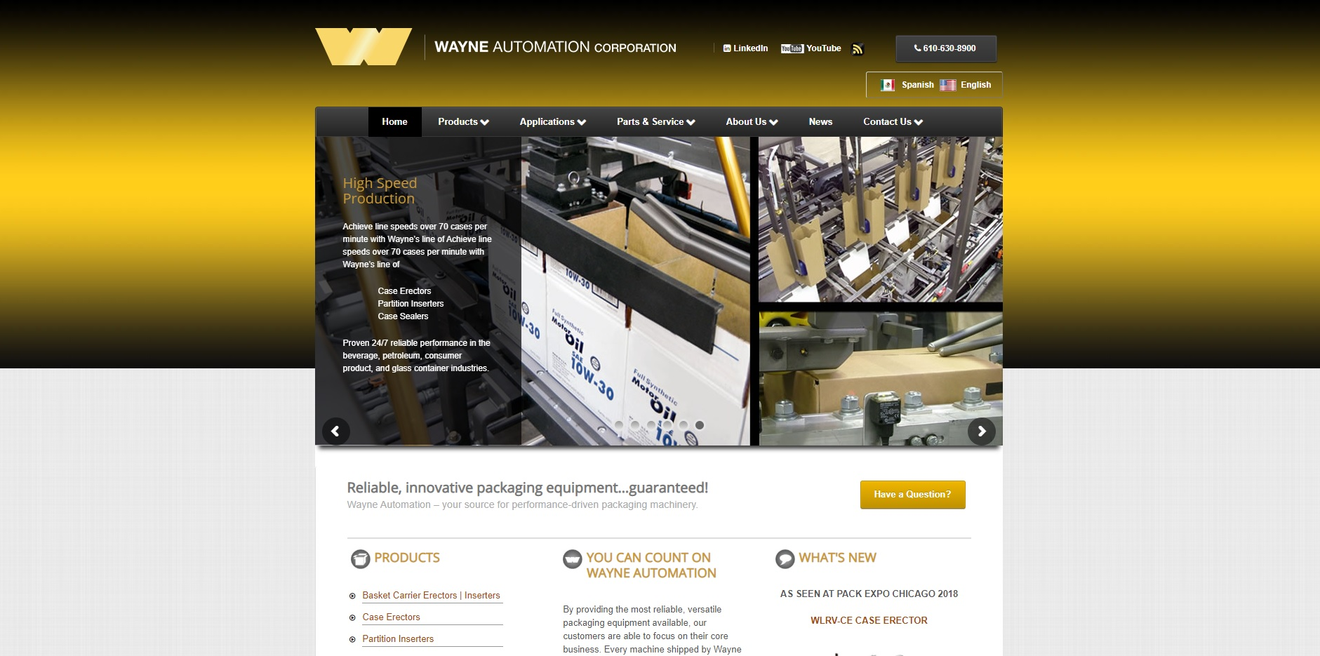 Wayne Automation Corporation